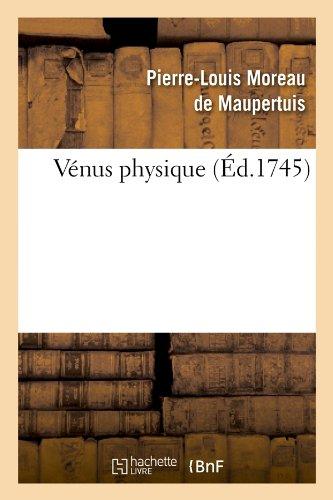 Vénus physique (Éd.1745)
