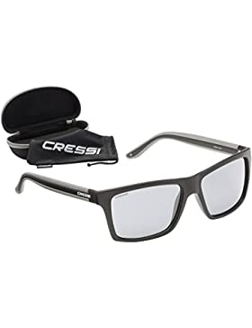 Cressi Rio - Gafas de Sol, Unisex, Adulto, Gris/Gris, Talla Única