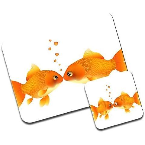 Pesce Premium Mousematt & sottobicchieri