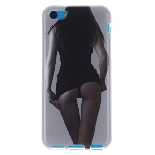 MYTHOLLOGY iphone 5C Coque, Doux Flexible Case Silicone TPU Protection Cover Housse Apple iphone 5C GXZM XGNH