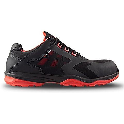 Heckel Zapatos bajos de seguridad RUN-R Edición ACE S1P libre de metal, extremadamente ligera, diferentes