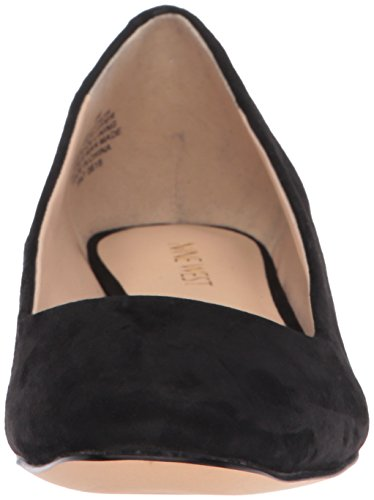 Nine West Womens Olencia Suede Dress Pump Black