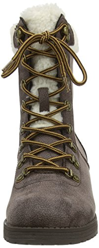 Rocket Dog Weekender, Bottes Motardes femme Marron (brown/natural Cjo)
