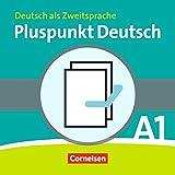 Pluspunkt Deutsch - Ausgabe 2009: Bd.A1 Kursbuch + Arbeitsbuch, m. Audio-CD (Gesamtband), (2 Teile)