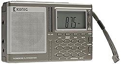 König HAV-PR31 FM-Weltempfänger