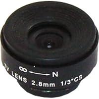3MK-FL28 2,8mm Sabit CCTV Lens Geniş Açı