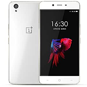 OnePlus X 4G dual Glass 5.0 pollici AMOLED 3GB 16GB Snapdragon 801 2.3GHz Bianco