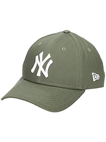 New Era Herren 9Forty New York Yankees Kappe, Grün, OSFM -