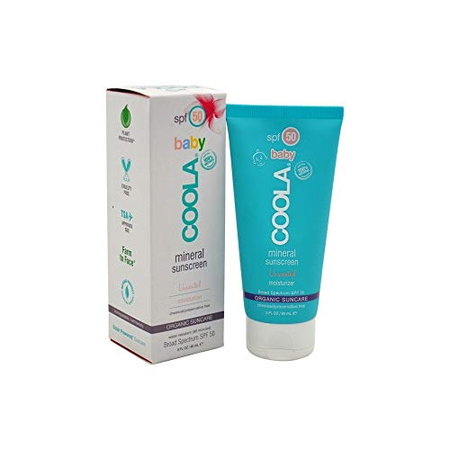 Mineral Baby Organic SPF50 Unscented 90ml