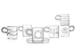 Ichendorf- set 6 tazze caffè senza piattino
