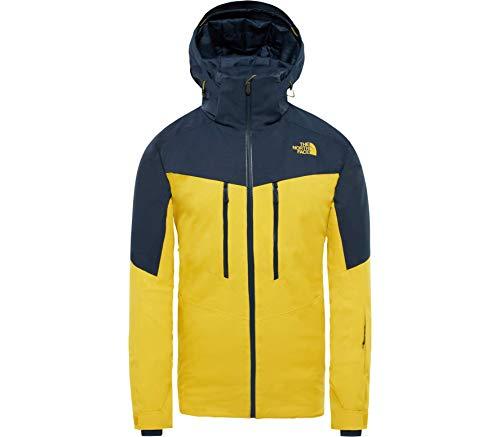 THE NORTH FACE Chakal Skijacke Yellow/Navy North Face Snow