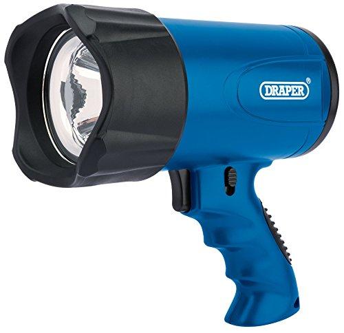 Draper Tools Ltd Draper 51329 3 Watt LED Rechargeable Spot Lamp