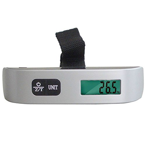Foru-1 50 kg portable electronic handheld electronic travel luggage scale