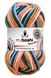10x50g myboshi No.1 multicolor C7 Eisvogel