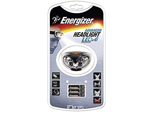 Energizer Kopflampe Headlight Vision blau 3 AAA Energizer Headlight