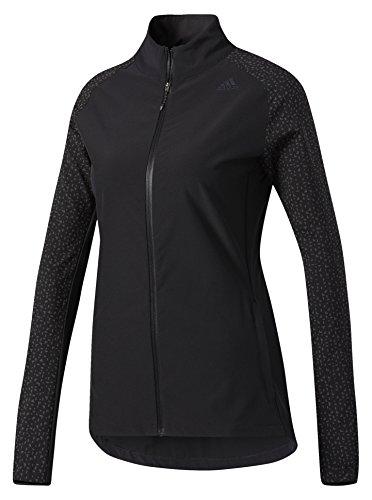 adidas BR5939 Veste Femme, Noir, FR : M (Taille Fabricant : M)