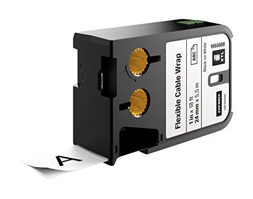 dymo-xtl-flexible-cable-wrap-1-24-mm-black-on-white