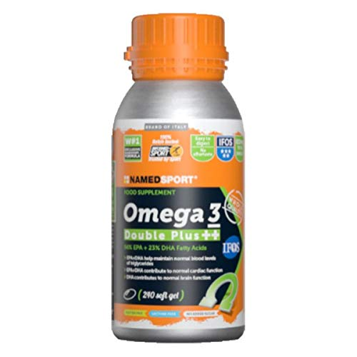 named omega 3 double plus++ - 240 capsule