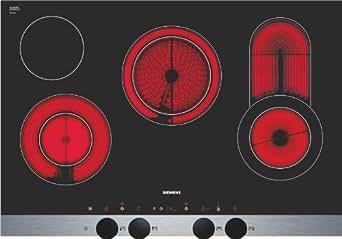 siemens et885dc11d elektro kochfeld ceran breite 80 cm kindersicherung disccontrol. Black Bedroom Furniture Sets. Home Design Ideas