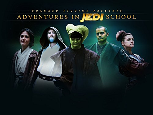 Adventures in Jedi School