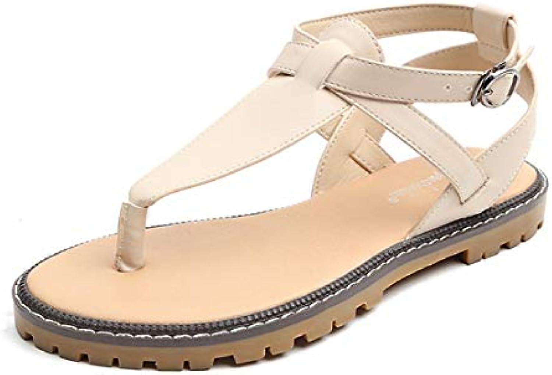 wagyunfei tongs sandales fille bohemia bout ouvert la chaussures marche vacances beach chaussures la chaussures à plate - forme 7e999e