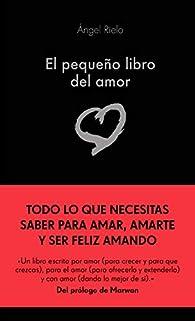 El pequeño libro del amor par  Ángel Rielo Fernández