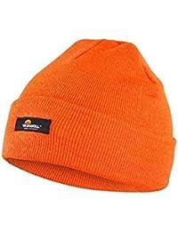 Vizwell VW21503 reflectante de alta visibilidad de colores gorro de punto/funda de alta visibilidad Viz - naranja