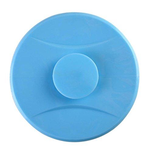 TAOtTAO Universal Boden Stecker Küche Badewanne Waschbecken Silikon Wasser Stopper WerkzeugUniversal Boden Stecker Küche Badewanne Waschbecken Silikon Wasser Stopper Werkzeug (Blau)