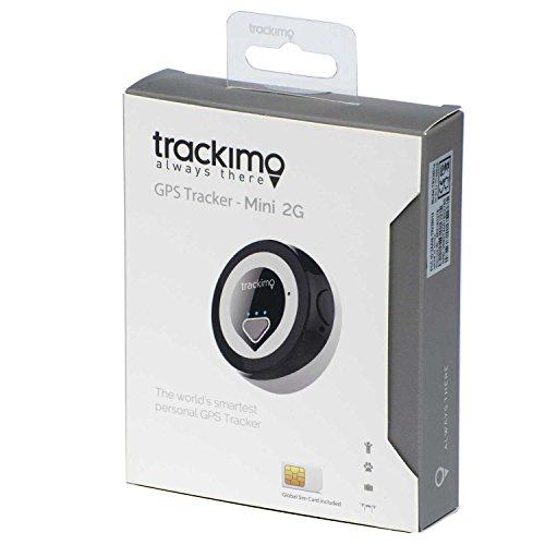 TRACKIMO Mini WiFi BT Waterproof Schwarz GPS Tracker 2G inkl. 1 Jahr Datendienst weltweit / Haustiertracker / Personentracker / Urlaub / Reisen/ Hund / Katze / Tracken / Klein - 4