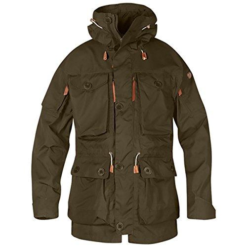 Fjallraven Smock Mens No.1 Jacket Dark Olive