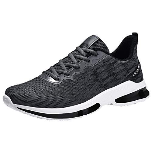 Basket Pas Cher Homme Antidérapantes Légère Chaussures De Course Running Mode Confortable Respirantes Fashion Casual Sneakers