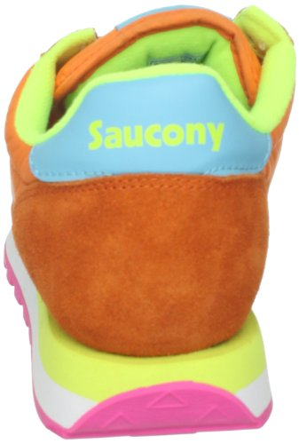 Saucony Jazz Original S1044-389, Chaussures de Tennis Femme Orange