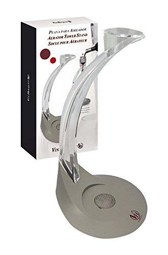 Vin Bouquet FIA 003 AC - Accesorio de peana para aireadores, compatible con varios modelos