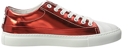Blauer USA Cup, Sneakers basses femme Rouge