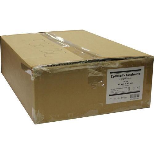 ZELLSTOFF ungebleicht 30x40 cm 5 kg