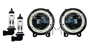 Auto Pearl high Power Premium Quality 21 LED DRL Fog Lamp Assembly for Maruti Celerio