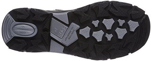 MTS Sicherheitsschuhe  M-Gecko Baxter S3 Flex 16101, Scarpe antinfortunistiche Unisex – adulto Nero (Nero (nero))