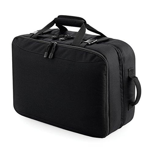Sac a dos BagBase bagages a main fourre-tout ultime cabine Escape 35x50x20cm 34L Noir