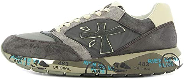 Donna   Uomo PREMIATA scarpe da ginnastica Grigia Grigia Grigia Zac-Zac 3547 Best-seller in tutto il mondo Prestazione eccellente Ad un prezzo accessibile   Sulla Vendita  965fe6