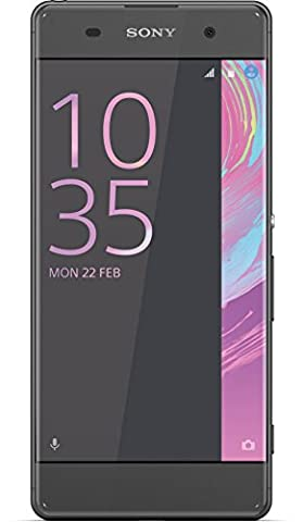 Sony Xperia XA Smartphone (5 Zoll (12,7 cm) Touch-Display, 16GB interner Speicher, Android 6.0)