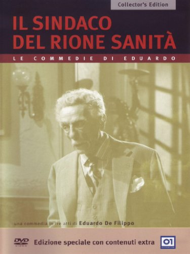 il-sindaco-del-rione-sanita-collectors-edition-collectors-edition-import-anglais