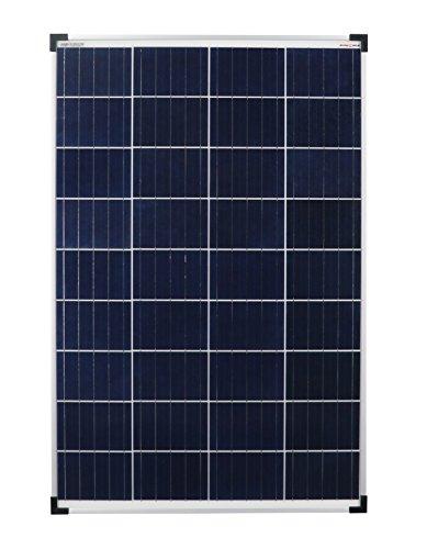 Enjoysolar® Solar Módulo Poly 100 W 12 V Panel Solar Ideal para caravana, jardín häuse, Boot ...