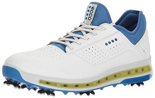ECCO Cool, Scarpe da Golf Uomo, Bianco (Blanco 59020), 43 EU