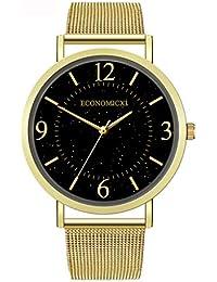 cd74825786ab DAYLIN Marcas de Relojes Hombre Mujer Reloj Pulsera Analógico de Cuarzo  para Mujer