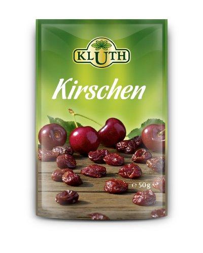 Kluth Sauerkirschen 50g, 8er Pack (8 x 50 g)