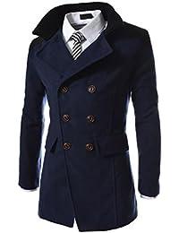 e Abbigliamento cappotti Unica Giacche Amazon Uomo it qwZ7YxIzt