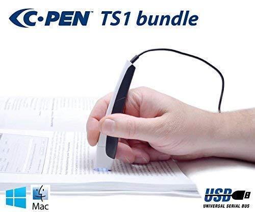 C-Pen TS1 bundle - Scannerstift inkl. OCR- und Textübersetzungsprogramm Pen Bundle