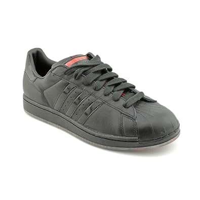 adidas  Superstar II, Baskets mode pour homme Noir Noir 41