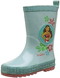 Vaiana Girls Kids Rainboots Boots - Botas de lluvia Niñas