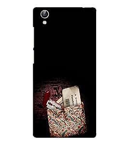 EPICCASE Blade love Mobile Back Case Cover For Vivo Y51 (Designer Case)